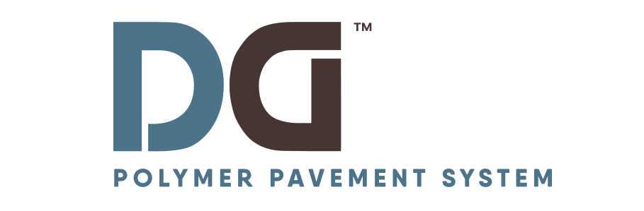 DGE Polymer Pavement System