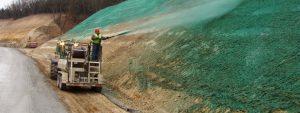 Compomulch Hydro Mulching