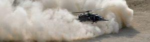 Military Grade Dust Control