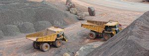 Mining Landing