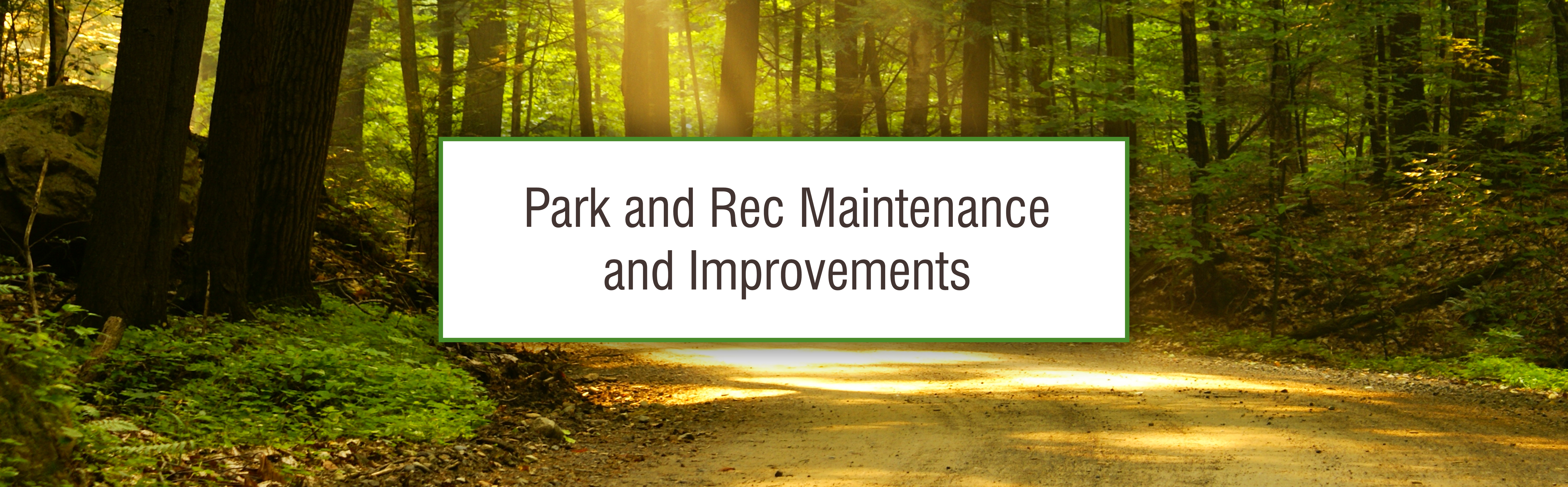 Park and Maint