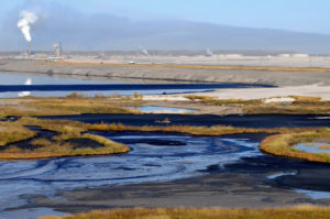 Tailings Ponds Dust Control